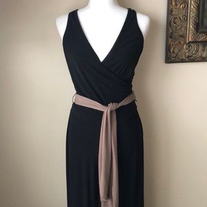 New York and Company XS Black jumpsuit